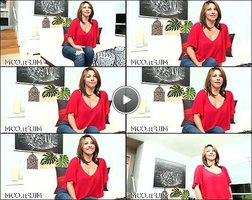 sexy milf nylons video